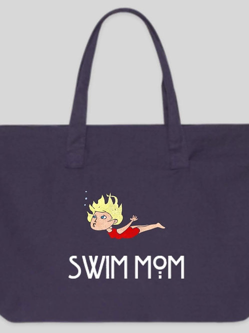 Swim Mom Tote