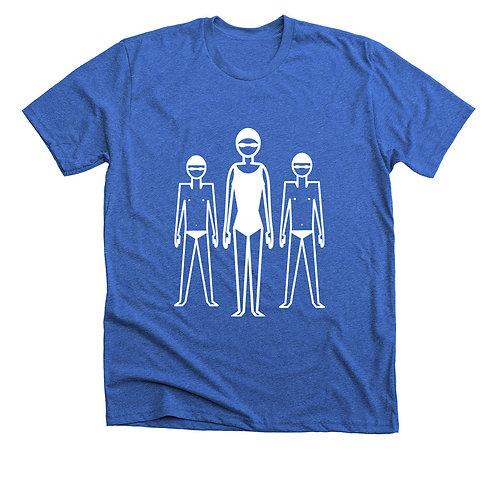 Swimmer's On The Block Unisex T-shirt