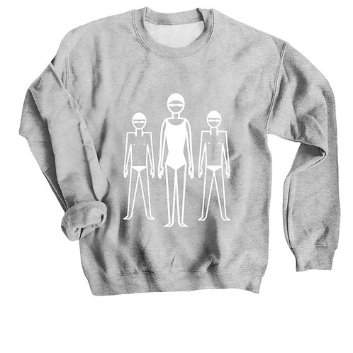 Swimmer's On The Block Crew Neck Sweatshirt