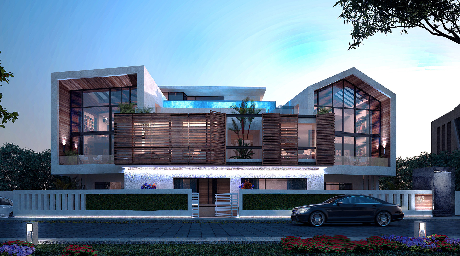 A/B Residence-New Cairo