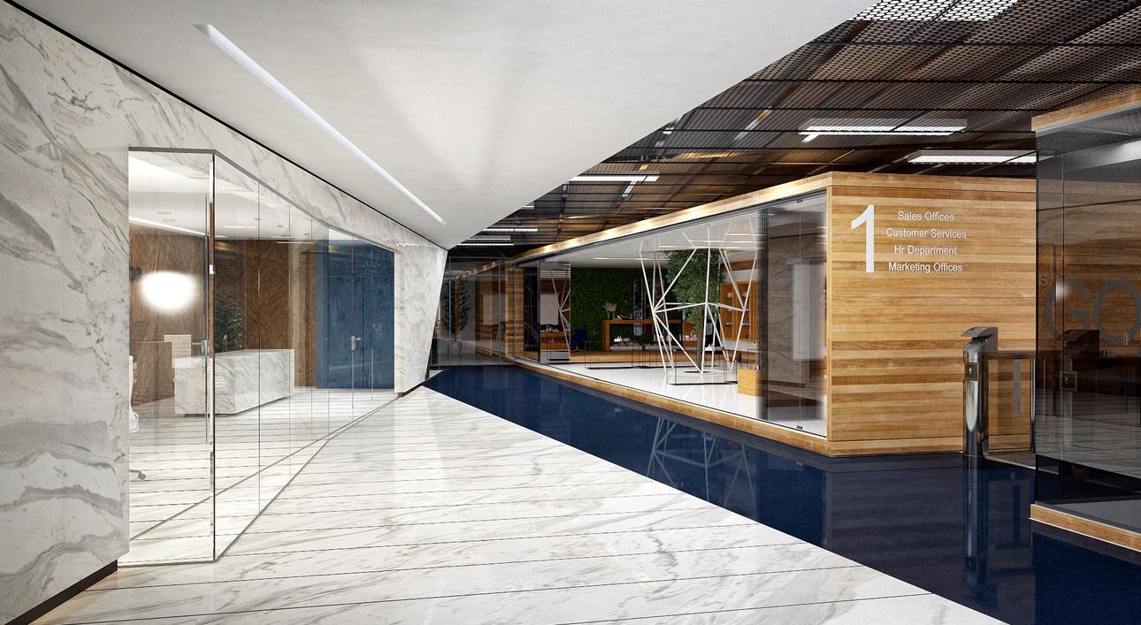 Mamiba-Office Space