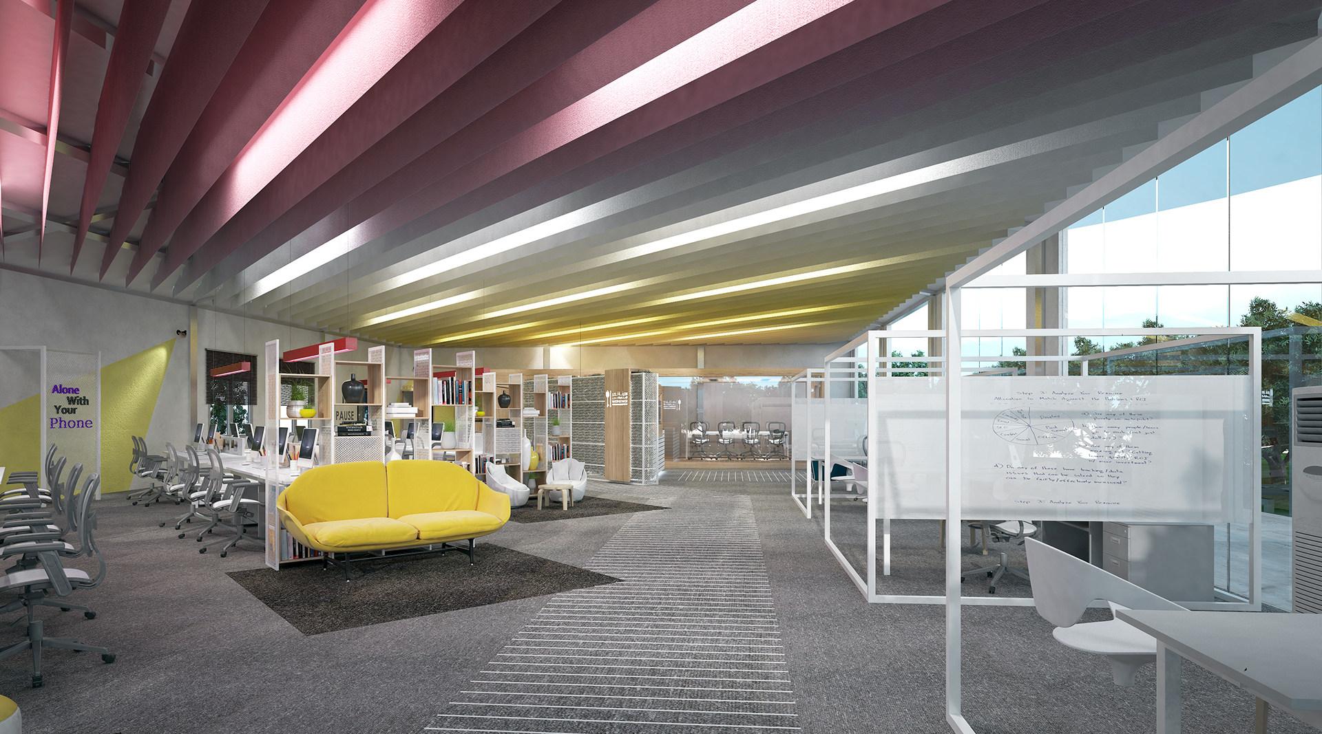 MNHD- Office Space