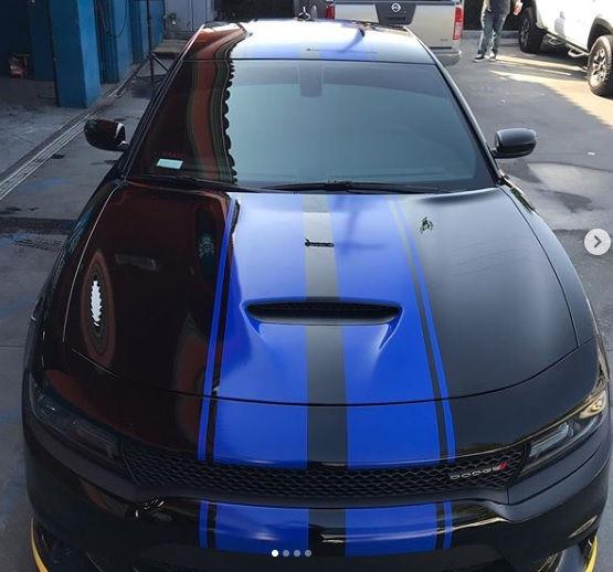 Vehicle Wraps/ Paint Protection Film