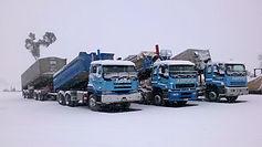 Topp Contractors transport