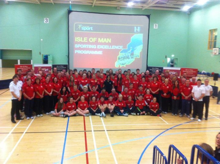 The Isle of Man athletes & coaches