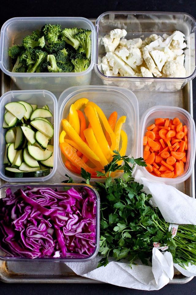 Reach Your Goals By Meal Prepping