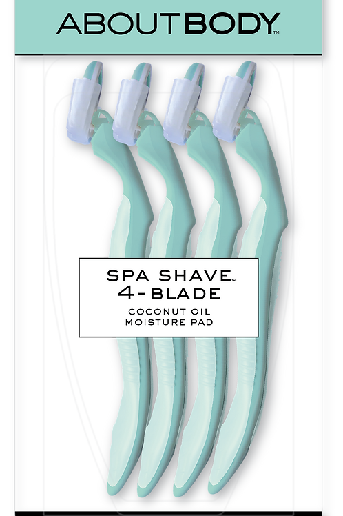 4-Blade Shaver