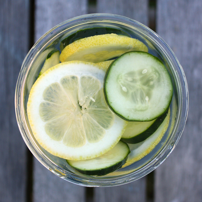 Cucumber Water: One of the Most Popular Detox Drinks