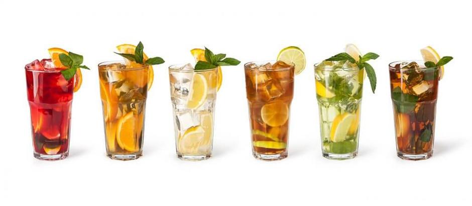 Buvez notre selection de thés glacés avec votre famille et vos amis
