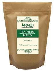 Planters Green Thé Vert 100% Ceylon