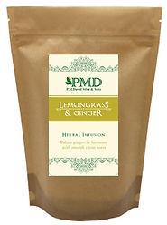 Lemongrass & Ginger Infusion