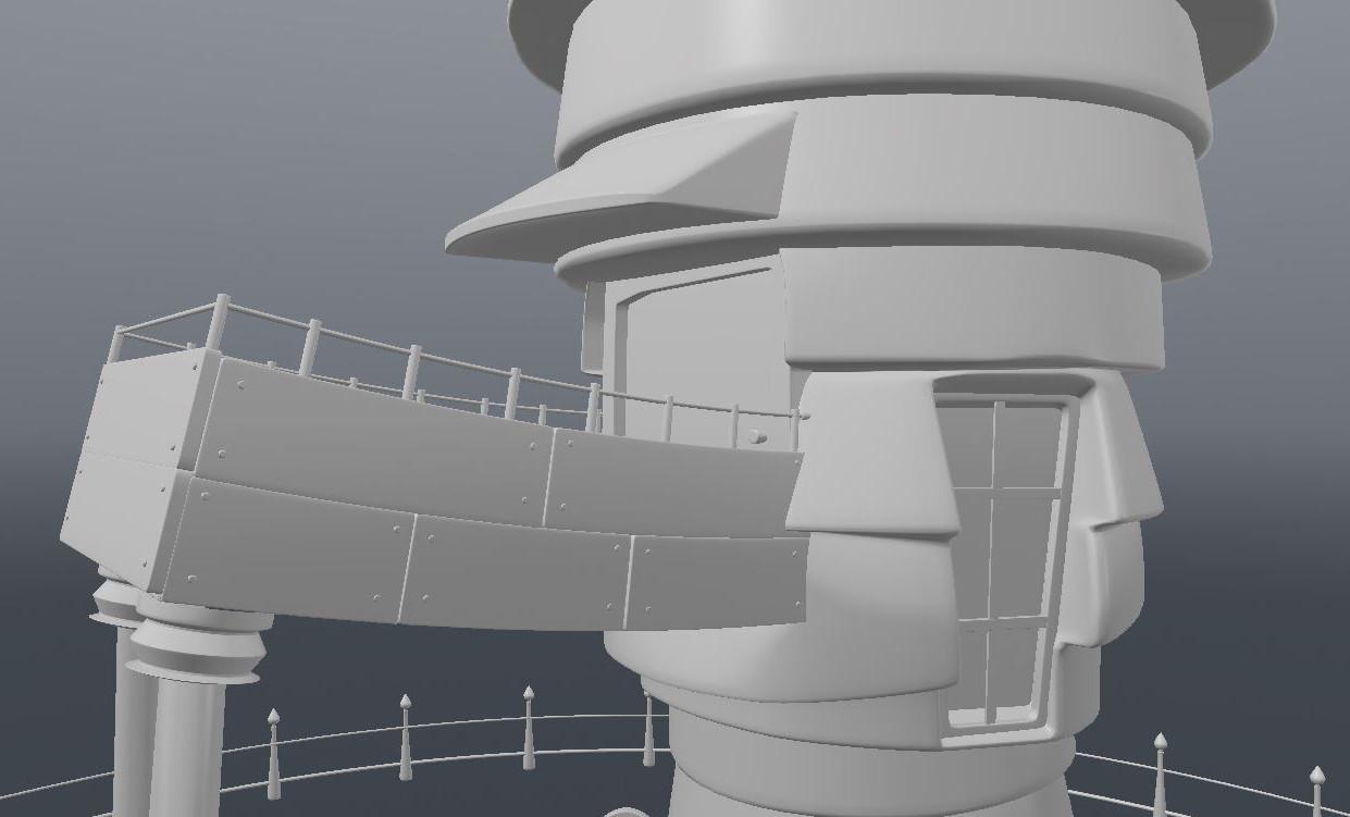 House Detail - Model