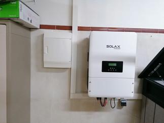 Solax - placas solares - instalaciones   fotovol