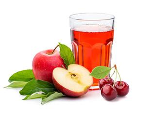 Apfel-Kirsch Saft 10,99 €