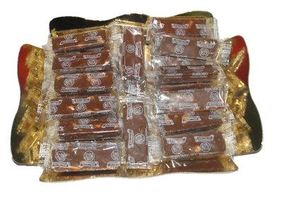 Estuche de Turrón de Chocolate con leche