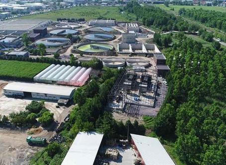 INEVA – Atıktan Enerji Geri Kazanımı Tesisi – Time lapse