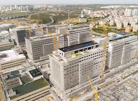 Yanmar'dan Başakşehir Şehir Hastanesi'ne enerji!