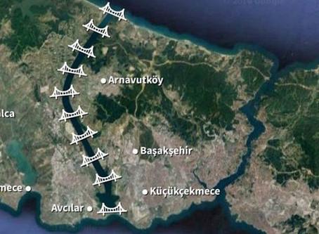 Kanal İstanbul da rezil edilecek mi? – Yeni time lapse macerası