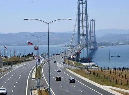 Osmangazi Köprüsü Time Lapse Video Analizi