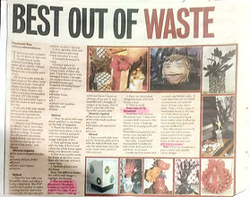 Media Coverage for Best out of Waste.jpg
