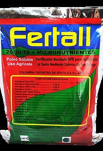 Fertal | Fertilizante mezclado NPK | Magro S.A