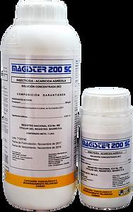 Magister 200 SC | Insecticida | Acaricida Agrícola | Magro S.A