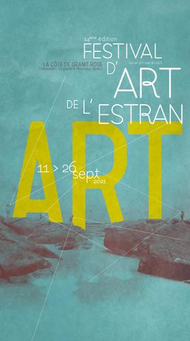 Festival d'Art de l'Estran 2021