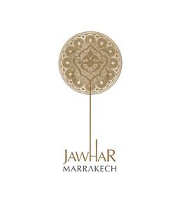 Conception et réalisation logo Jawhar Marrakech