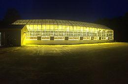 UGA Tomato Research Greenhouse