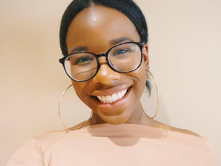 From the Roo's Mouth: Angelica Ojinnaka