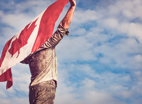 CANADA DAY: OUR TRUE GREATNESS LIES IN THE FUTURE