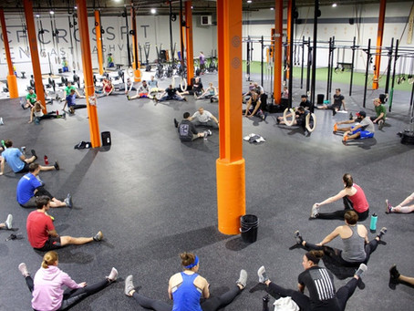 A myth about CrossFit, debunked!