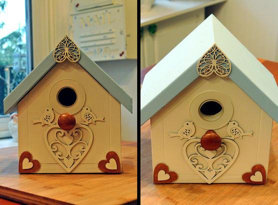 Love Birds Birdhouse