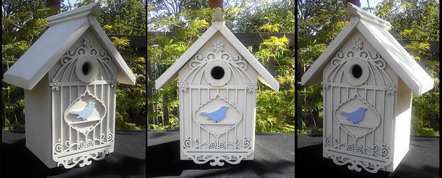 The Victorian Birdhouse
