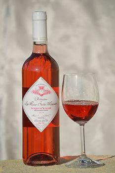 vin rosé bordeaux pestoury