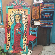 A retablo in old town