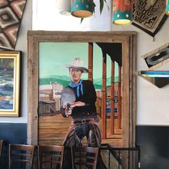 The Duke in Duke City's Frontier Restaurant near UNM