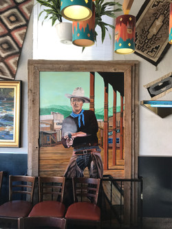 with plenty of places to eat