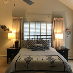 leave work, then relax