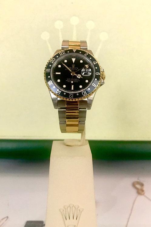 Rolex Gmt Master 2 ref 16713