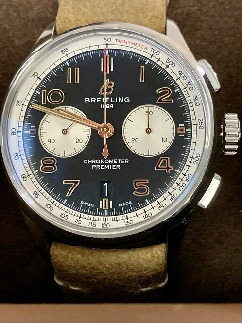 Breitling Premier B01 Chronograph Norton Edition