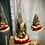 Thumbnail: Albero di Natale in cristallo con luce al Led