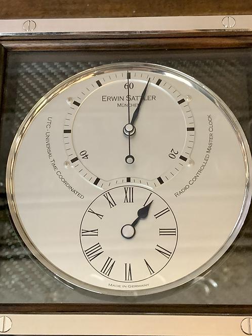 Orologio da tavolo Erwin Sattler Master Clock
