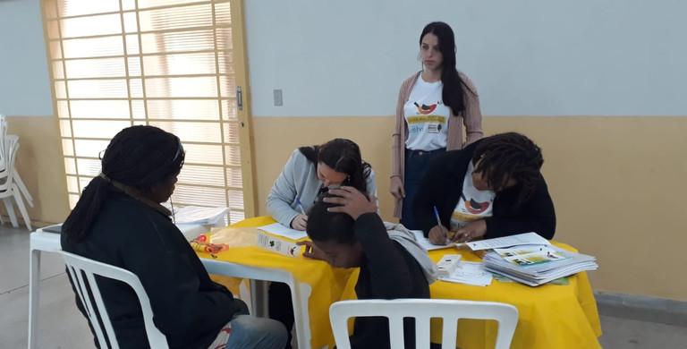 ProjetoOUirapuruMirim-SãoCarlos-Inaugura