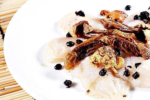 WSA7 姬松茸豆豉蒸魚柳 - 220g