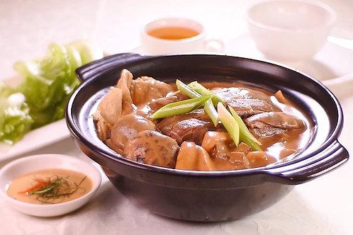 ELD86 冬天之選 - 足料滋味羊腩煲550g (加熱即食)