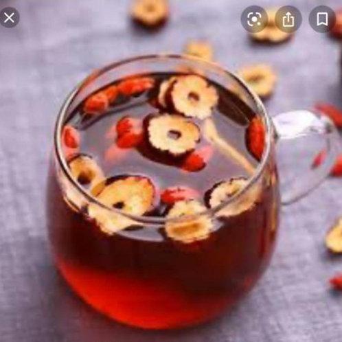 TEA011 (驅寒安神補血)黑糖薑棗茶 (禮盒裝)(5包裝)