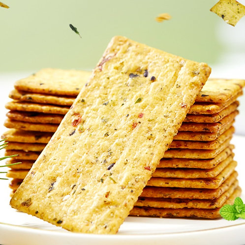 DT074幾好味小食系列 - 果蔬香口脆薄片 (真蔬果粒)(獨立包裝) 120g/樽