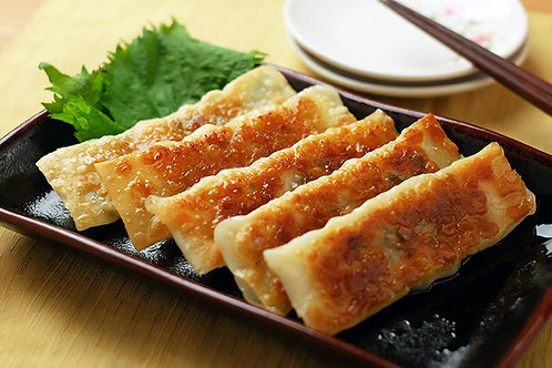 WSB27 日式豚肉長餃子(未煮) 10條裝