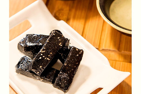 DT001 幾好味小食系列 - 手工足料黑芝麻糕 1包(150-200g)